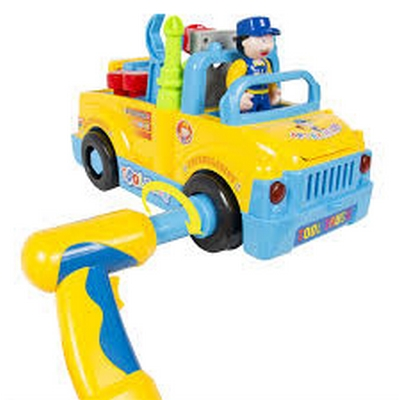 Little Mechanic Tool Truck