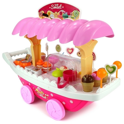 Ice Cream Trolly